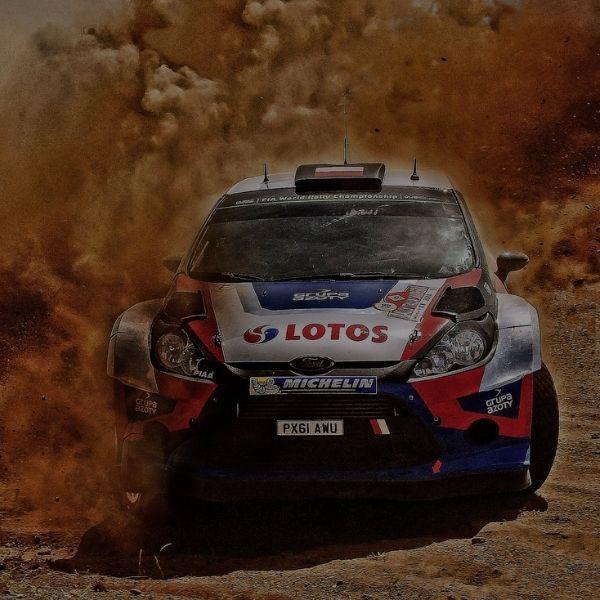 Simulateur Rallye